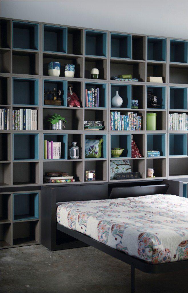 mueble-dormitorio-cama-abatible-doble-estanteria-detalle