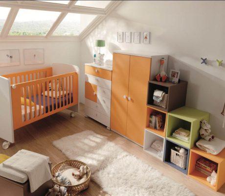 Habitació nadó – bressol