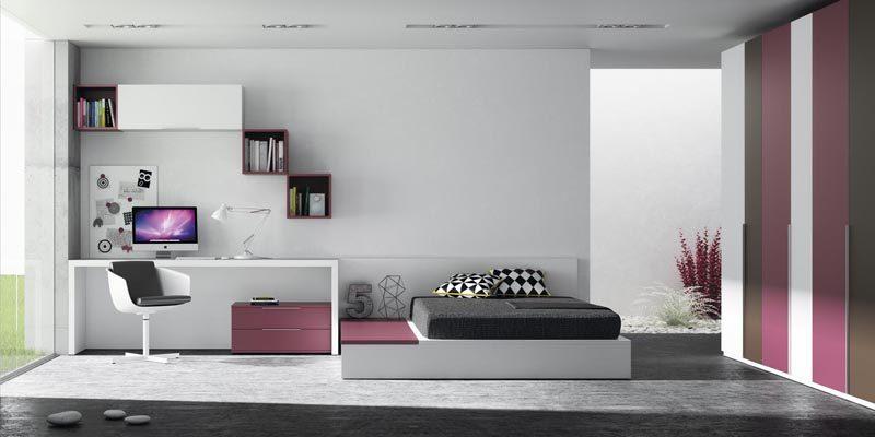 mueble-juvenil-cama-canape-correderas-colores-vista