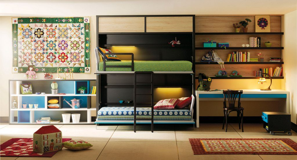 mueble-juvenil-camas-abatibles-pizarra