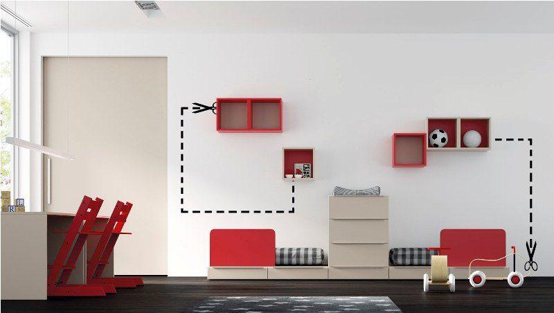 mueble_juvenil_linea_infantil_convertible_gemelos_camas_pequeñas